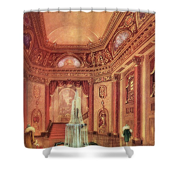 Mastbaum Theatre Shower Curtain