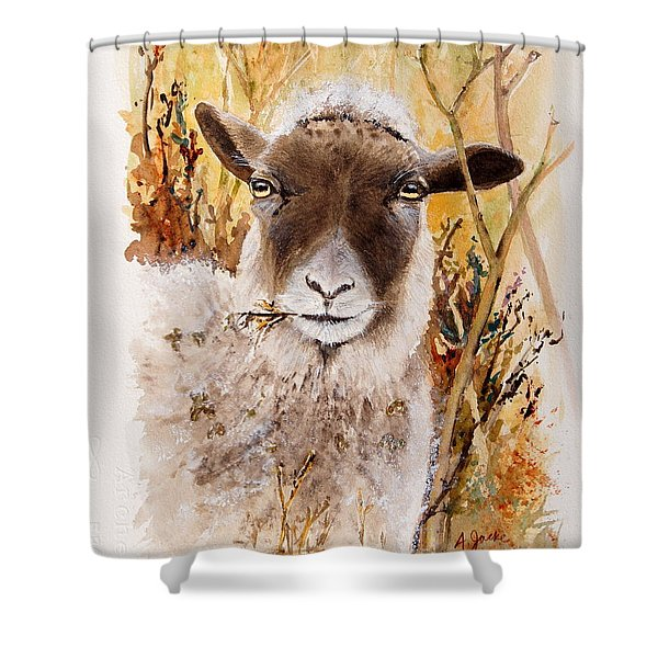 Matilda Shower Curtain