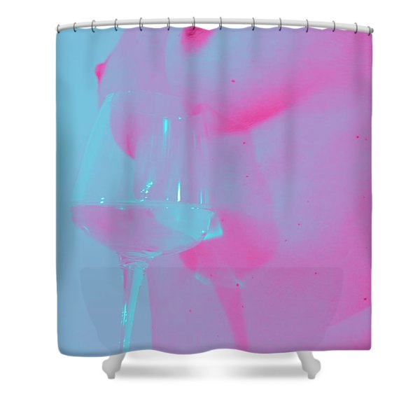 Nude Art Shower Curtain