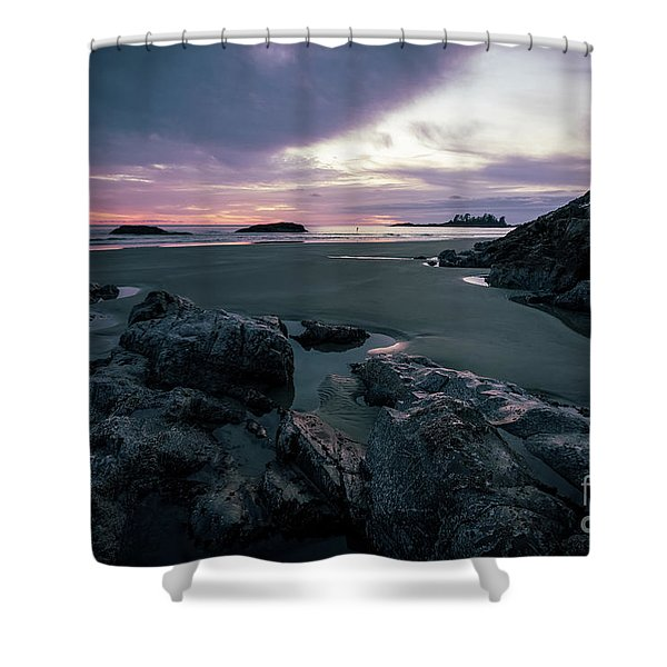 Stormy  Shower Curtain