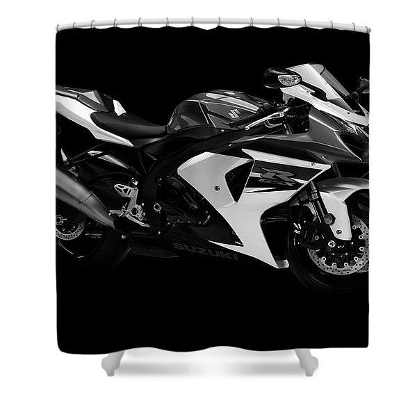 Suzuki Gsx-r600 Shower Curtain
