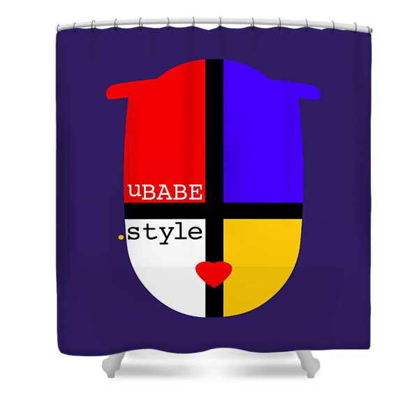 The Style Shower Curtain