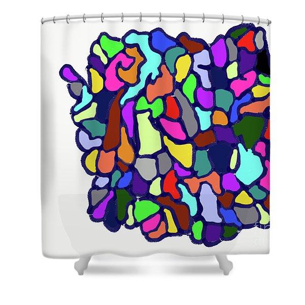 11-16-2018ba Shower Curtain