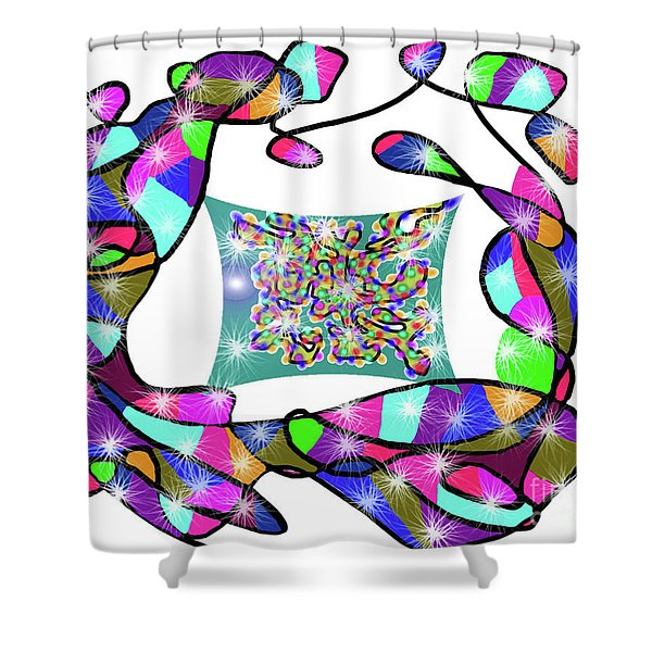 12-7-2008xabc Shower Curtain