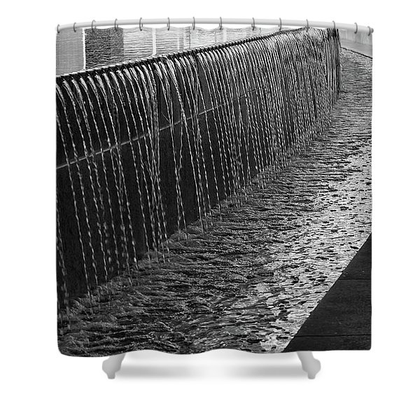 1532 Jets Shower Curtain