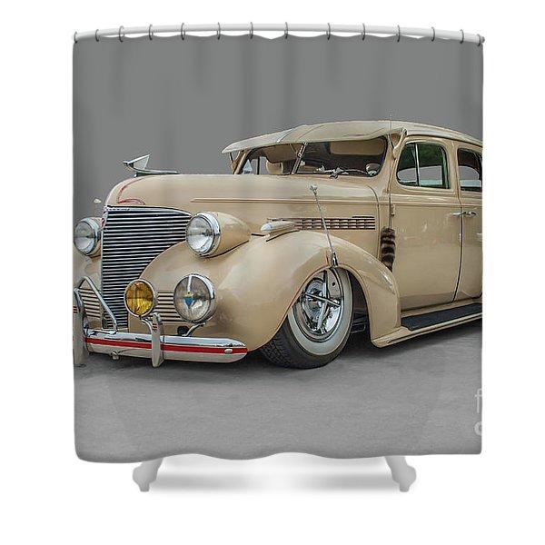 1939 Chevrolet Master Deluxe Shower Curtain