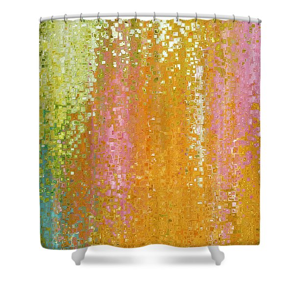 2 Corinthians 9 15. His Indescribable Gift Shower Curtain
