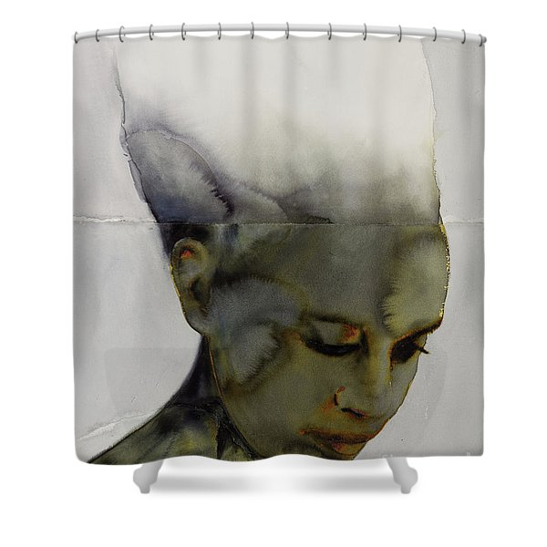 Head Shower Curtain