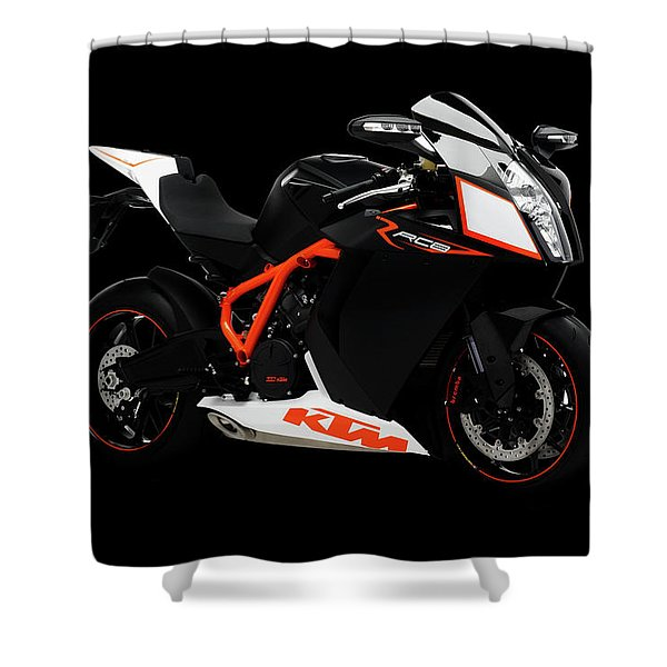 Ktm Duke 200 Shower Curtain