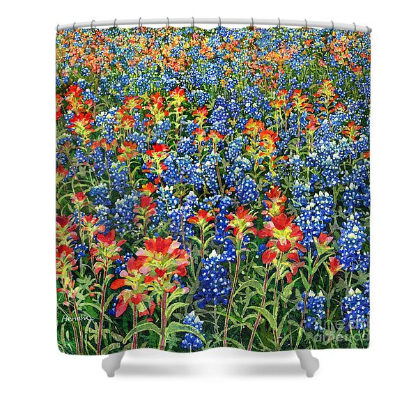 Spring Bliss Shower Curtain
