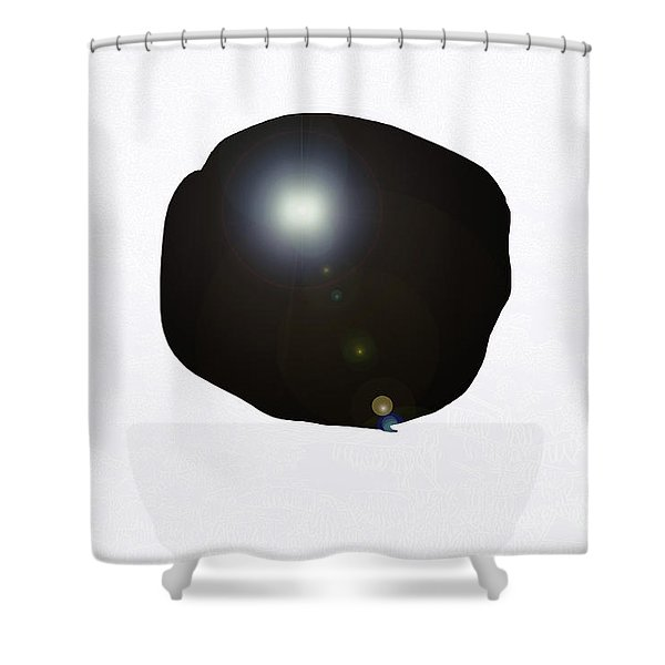 3-12-2009a Shower Curtain