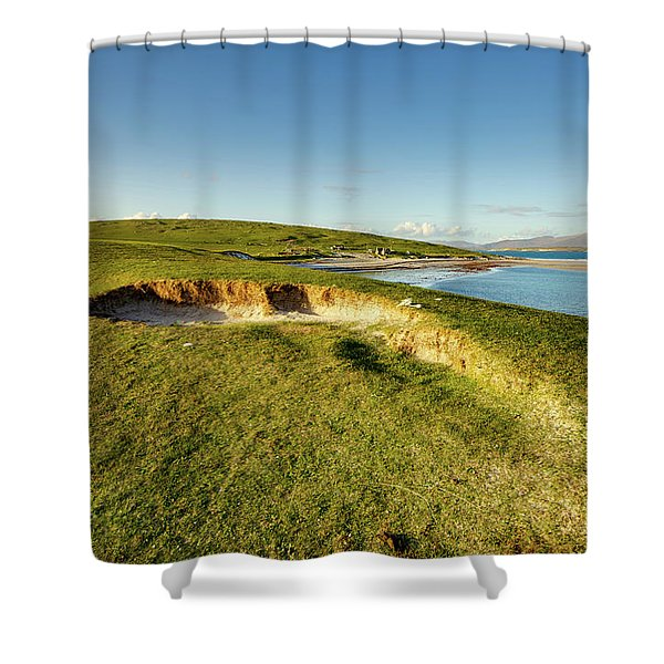 Berneray Shower Curtain