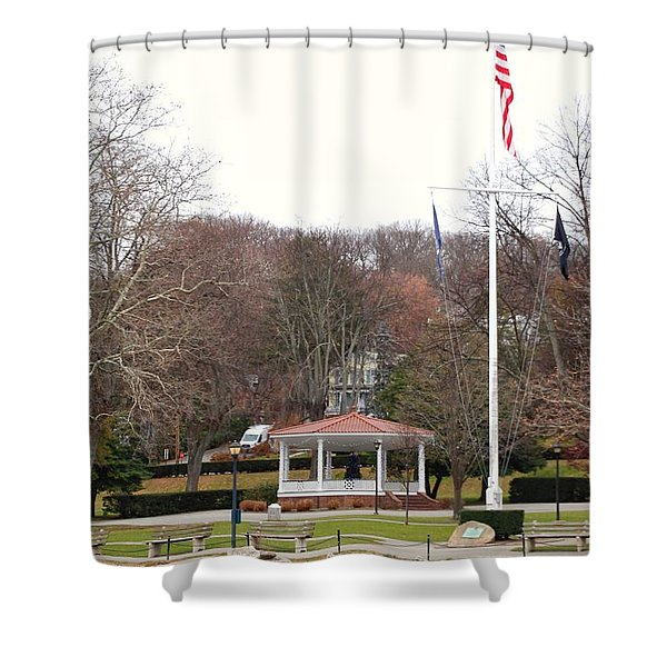 Northport  Shower Curtain