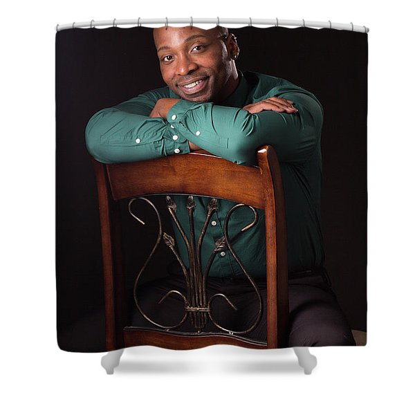 Portraits Shower Curtain