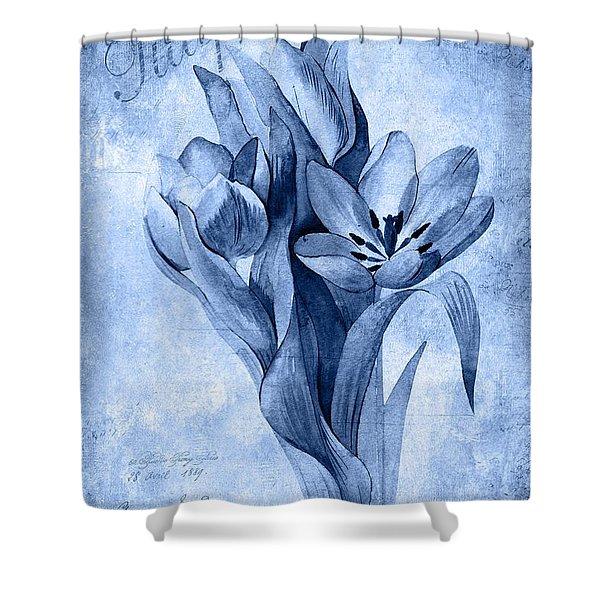 Tulipa Shower Curtain