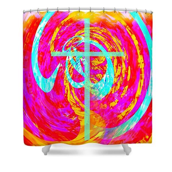 614 Shower Curtain