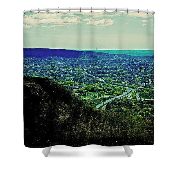 691 Shower Curtain
