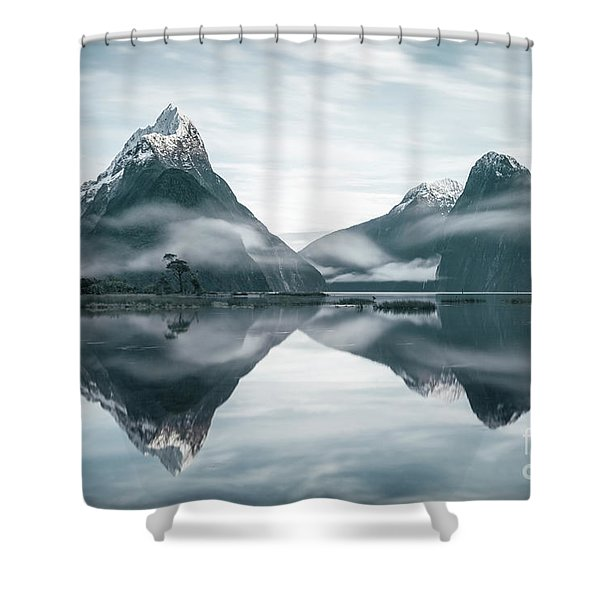 A Fulfilled Dream Shower Curtain