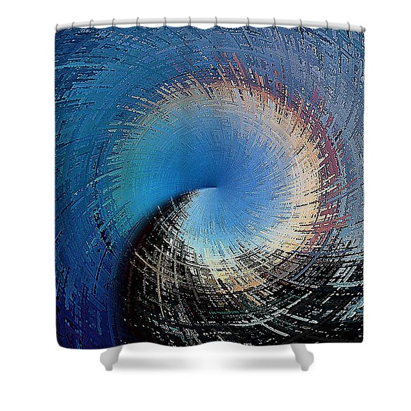 A Passage Of Time Shower Curtain