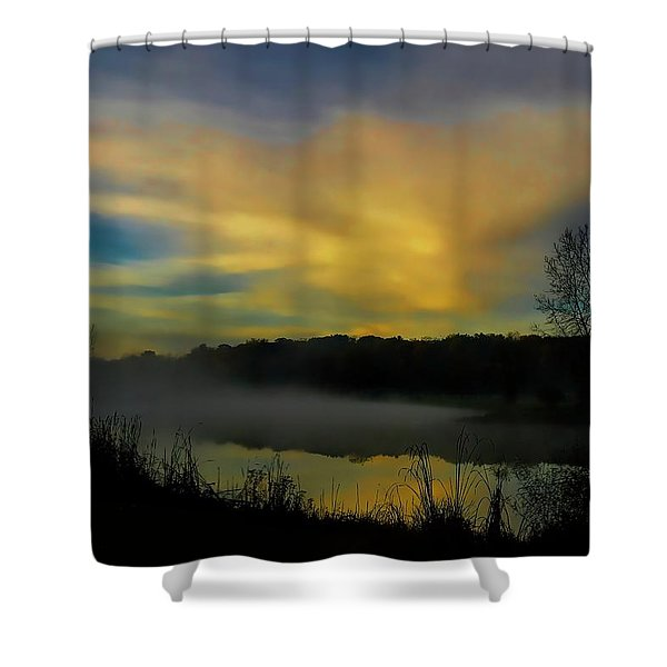 A Promise For Tomorrow Shower Curtain