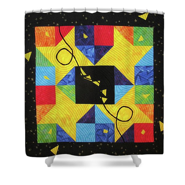 A Second Self Shower Curtain
