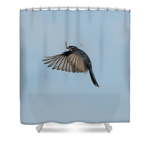 A Successful Hunt Shower Curtain