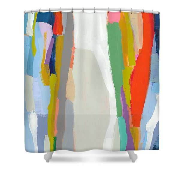 Aaron And His Greens Shower Curtain