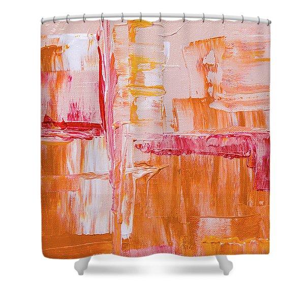 Ab19-4 Shower Curtain