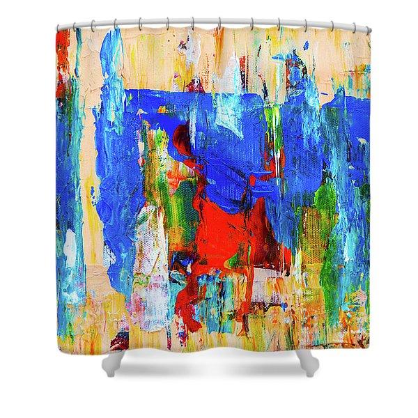 Ab19-7 Shower Curtain