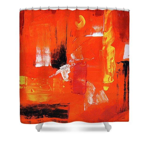 Ab19-8 Shower Curtain