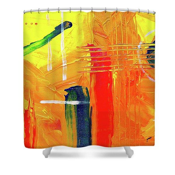 Ab19-9 Shower Curtain