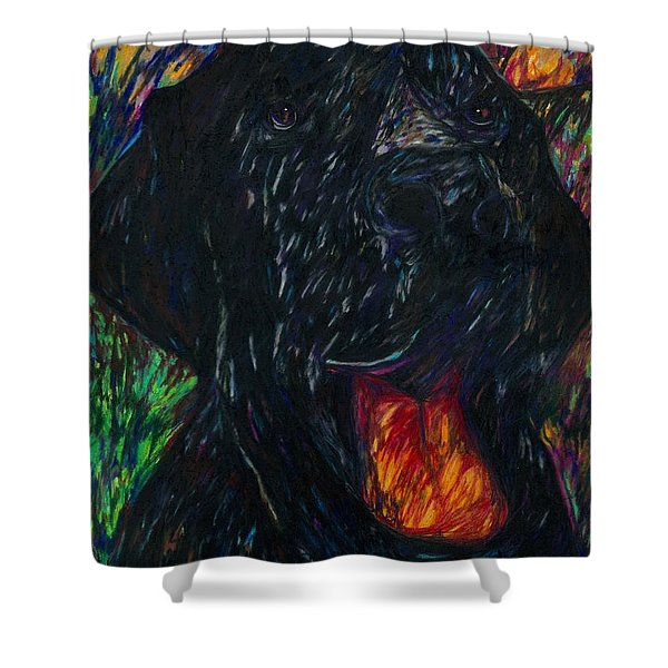 Abbey Shower Curtain