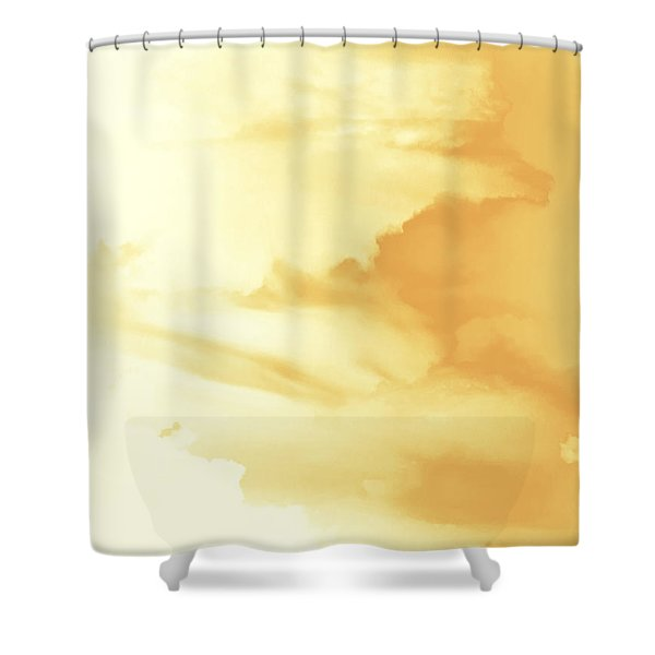 Abraham Shower Curtain