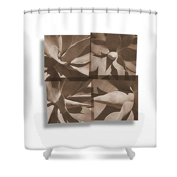 Agaves Shower Curtain