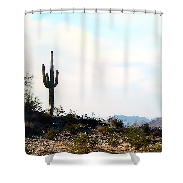 Airizona Home Sweet Home Shower Curtain