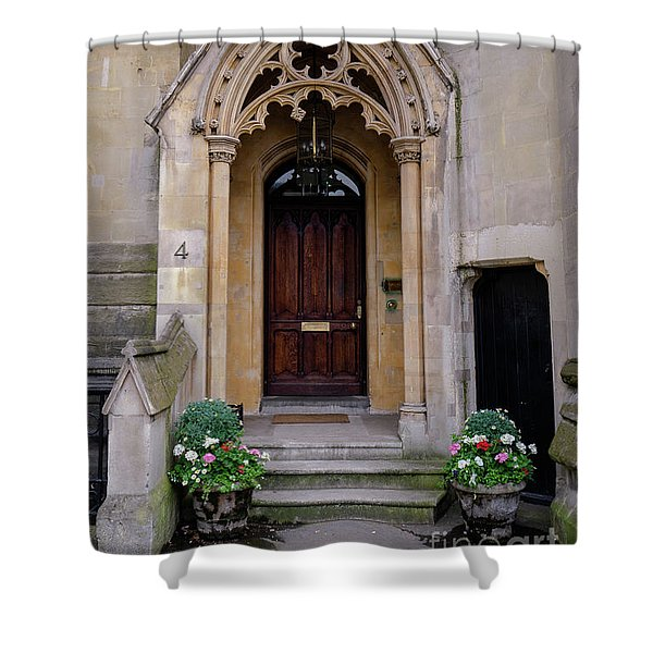 All Are Welcome Shower Curtain