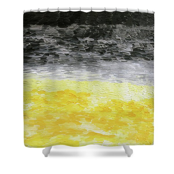 Alpha Omega Shower Curtain