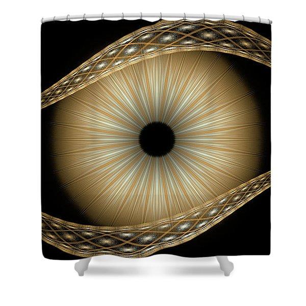 Amos Shower Curtain