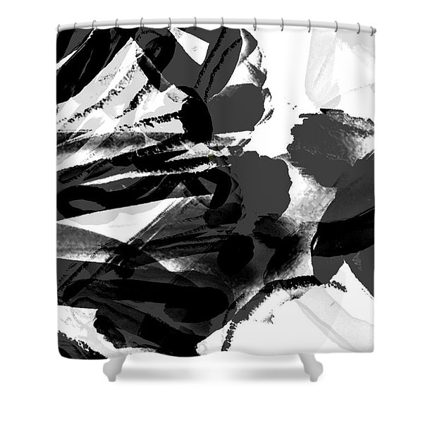 Anenome Shower Curtain