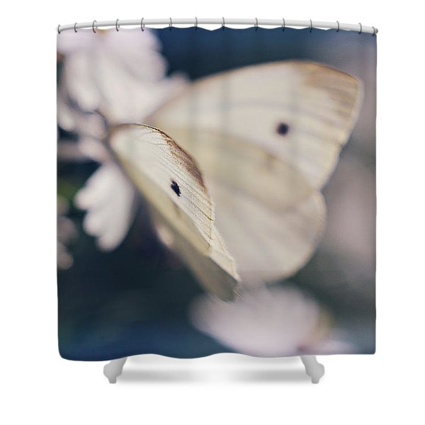 Angelic Shower Curtain