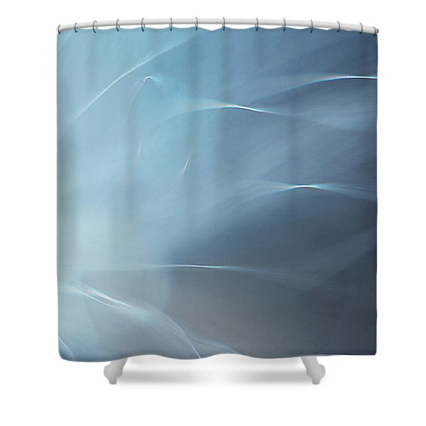 Angels Wing Shower Curtain
