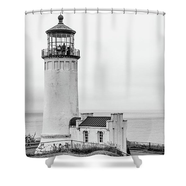 Another Lighthouse Shower Curtain