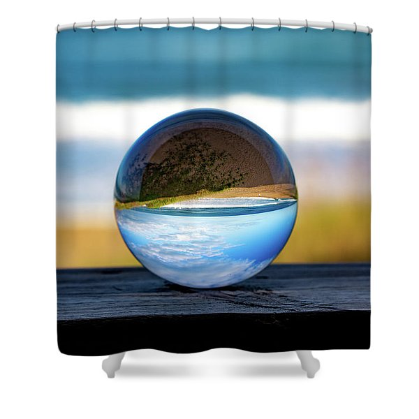 Another Look Through The Lens Shower Curtain