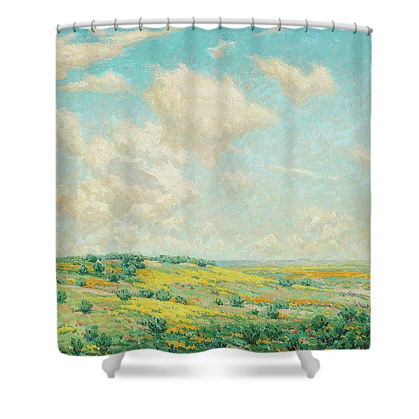 Antelope Valley Shower Curtain
