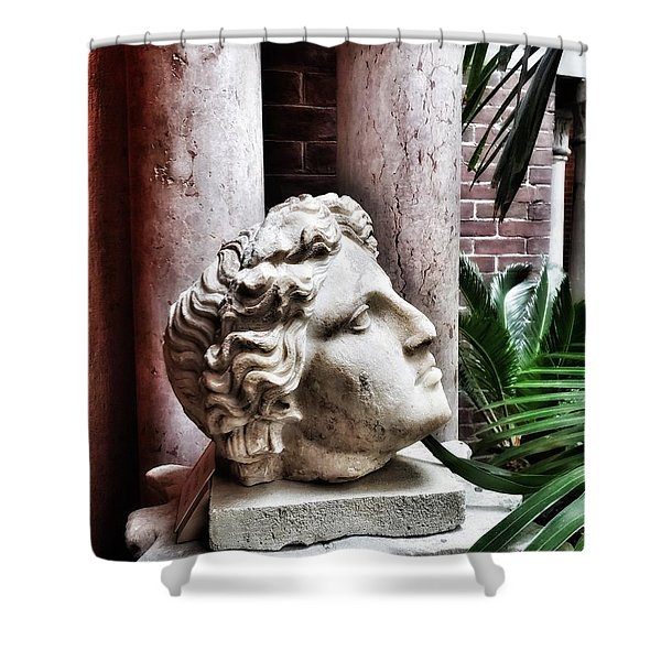 Antiquity Shower Curtain