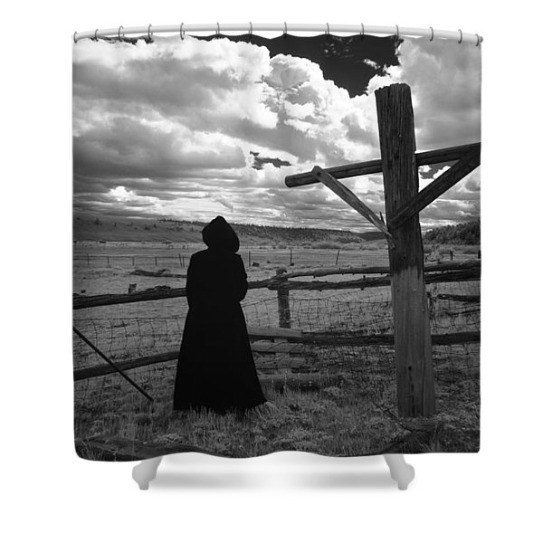 Appointment Shower Curtain