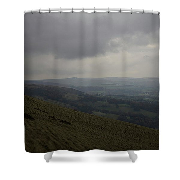 Coming Storm2 Shower Curtain