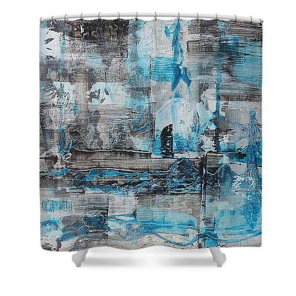 Arctic Shower Curtain