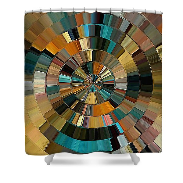 Arizona Prism Shower Curtain