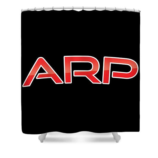 Arp Shower Curtain